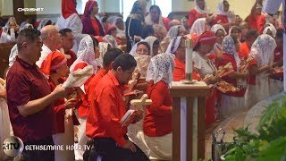 VOTIVE MASS OF CONSECRATION TO THE MOST PRECIOUS BLOOD