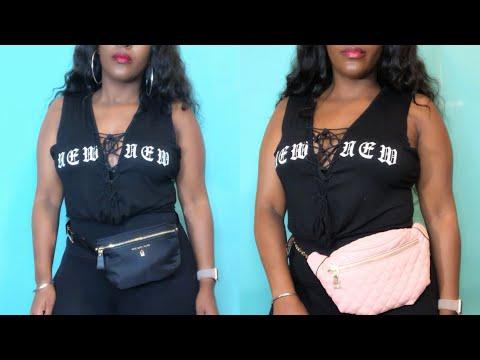 Spring 2018 Fashion Trends | Fanny Packs/Belt Bags | Michael Kors + More