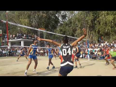Hp Vs Punjab Police Match HD |Volleyball...