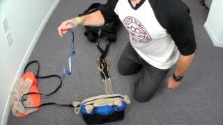 Pack Your Own Parachute - Packing Whole Extended- Step by step (oh baby...)