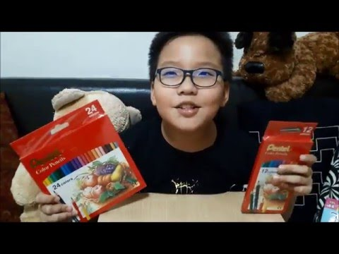 รีวิวแกะกล่องพัสดุ รางวัลประกวดวาดภาพระบายสีในเล่ม หนังสือ Disney Junior