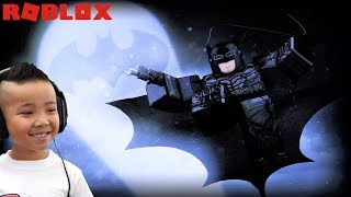 Batman Superhero Smackdown Training Roblox Fun CKN Gaming