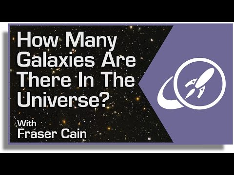 How Many Galaxies Are There in the Universe? Updated Galaxy Count