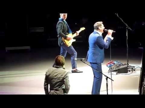 Spandau Ballet - Only When You Leave - O2 Arena, London - 17th February 2015