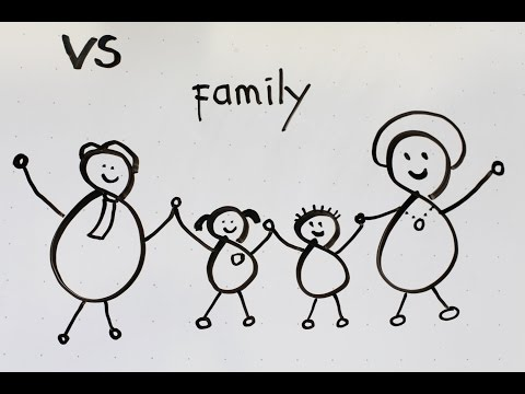 15 Kids Tutorial How To Draw A Family In 3 Minutes Simple Easy Fun Vivi Santoso Youtube
