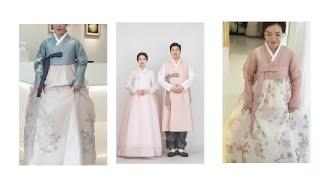 [결혼준비] 고급본견을 사용하는 맞춤&대여 한복…