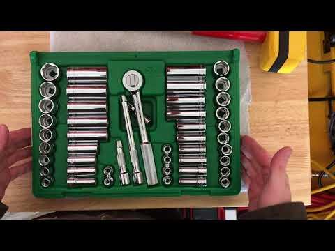 S&K 3/8 Socket set Review