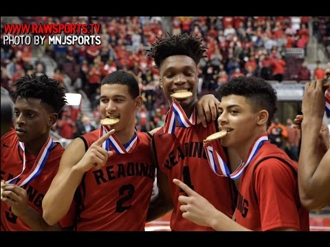 "READING vs PINE RICHLAND ""2017 STATE CHAMPIONSHIP GAME/DOCUMENTARY"""