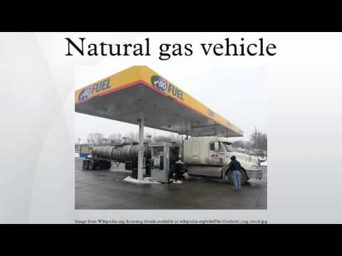 Natural gas vehicle