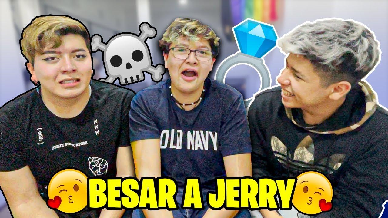 CASAR BESAR MATAR CON JERRY Y MIKE! (Ft. Nosotros)