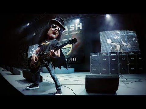 SLASH -【Welcome To The Jungle】Live from Rio 2012