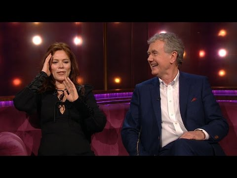 Anna Friel & Bryan Murray  24 Years Later!  The Ray D'Arcy   RTÉ One
