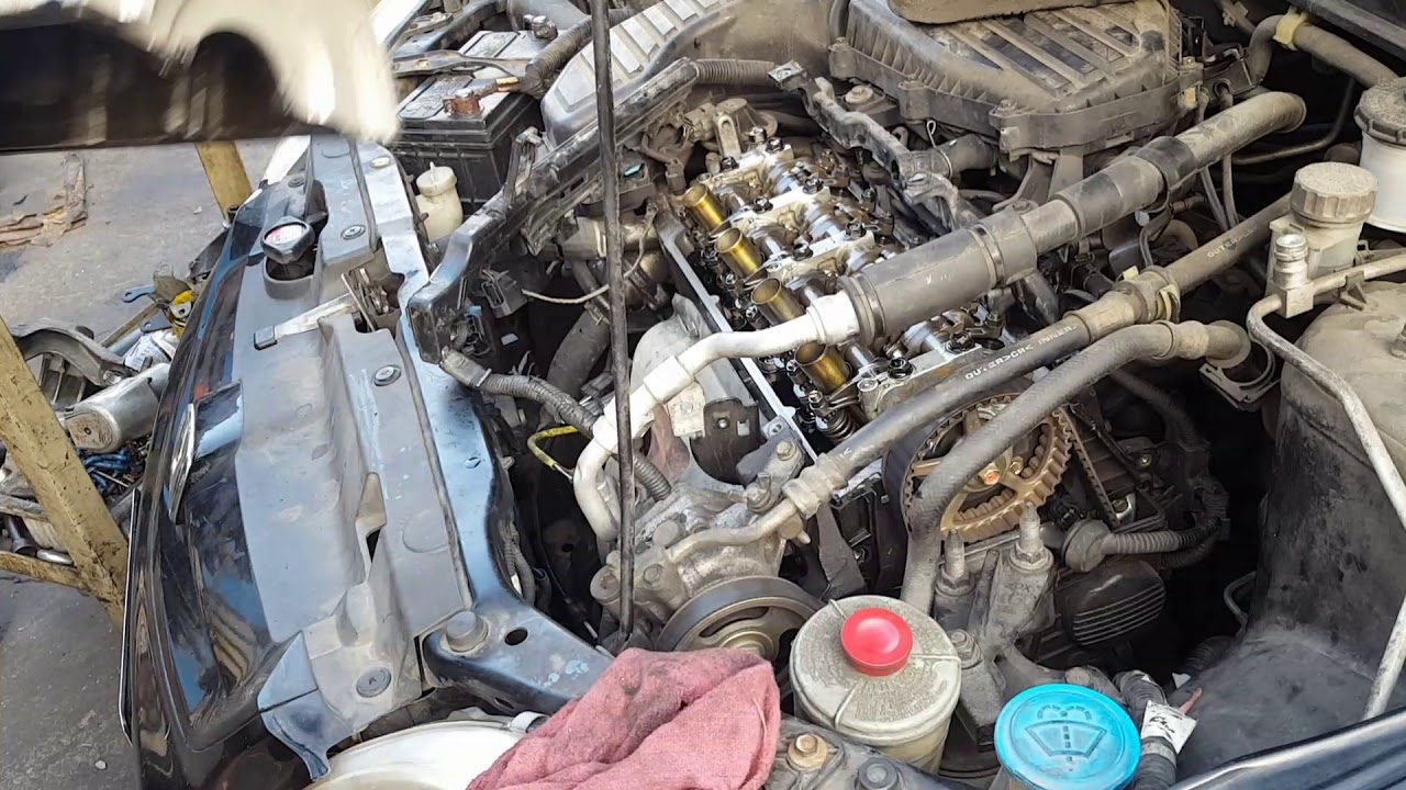 2001 2005 honda civic cam sensor replacement [ 1280 x 720 Pixel ]