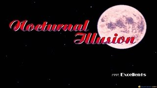 Nocturnal Illusion gameplay (PC Game, 1995)
