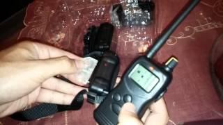 Hunting Dog Training Collar 1000m Range With Batteries