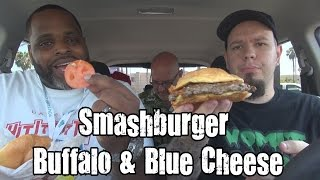 CarBS - Smashburger Buffalo & Blue Cheese w/ Daym Drops & KBDProductionsTV thumbnail