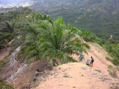 Penemuan Patok Perbatasan RI-Malaysia di Pulau Sebatik