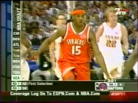2003 NBA draft full first round