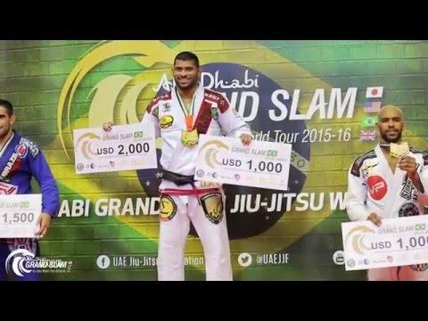 Highlights & Behind the Scenes: Abu Dhabi Grand Slam Rio de Janeiro