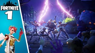 Fortnite! War Is Declared Saving the World #1
