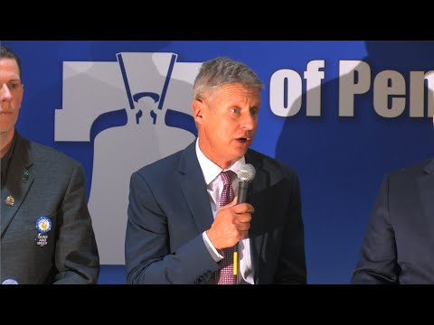 Pennsylvania Libertarian Party Debate