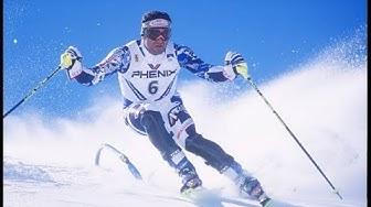 Alberto Tomba slalom gold (WCH Sierra Nevada 1996)