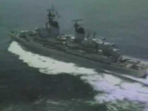 Peder Skram Filmet Fra Helikopter I 1986 Youtube