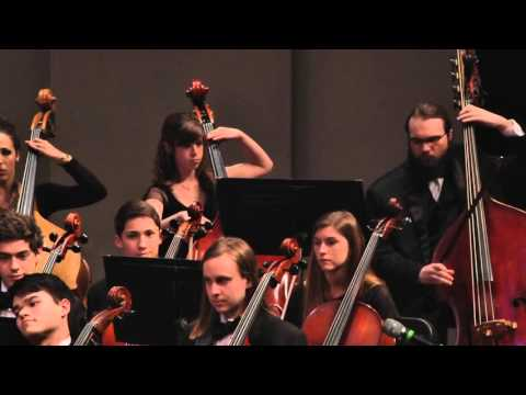 Nadja Salerno-Sonnenberg with Mark O'Connor and the Loyola Symphony Orchestra 1/30/2016