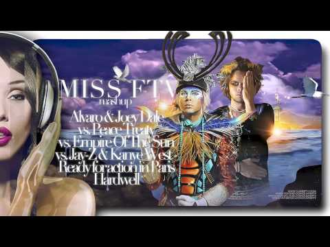 Alvaro & Joey Dale vs Empire Of The Sun - Ready for action in Paris (Miss FTV mashup)