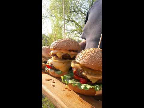 Food Fetish Food Porn Burger БУРГЕР ОГОНЬ
