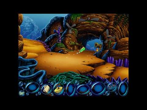 Let's Play Freddi Fish 3: Case Of The Stolen Conch Shell #1