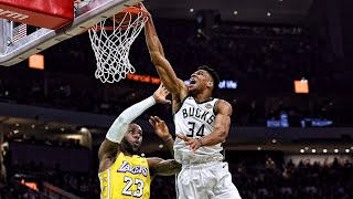 7 Times Giannis Did The Unthinkable
