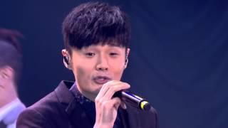 江苏卫视 2016 跨年演会 李荣浩 《李白》