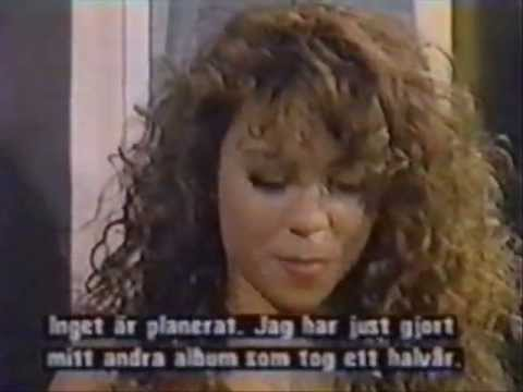 Mariah Carey- Emotions, Can't let go, & Interview 1991