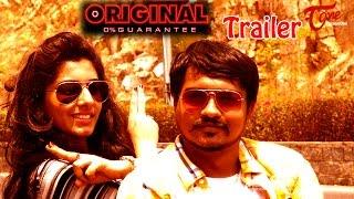 ORIGINAL || Telugu Short Film 2016 Trailer | Directed by Prraneeth
