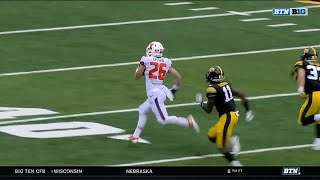 Epstein 58-YD Run vs. Iowa