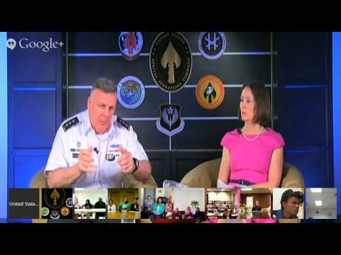 U.S. Special Operations Command Virtual Town Hall - March, 2014