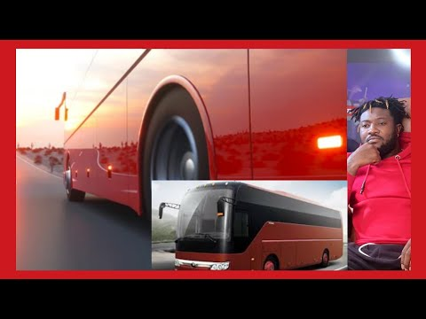 😳Ministry of Transport should investig@te all the red buses on our road in 🇬🇭..Nipa Kum no Ay3 more😭