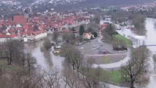 Hann. Münden Hochwasser 1