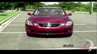 Lexus GS 350 2007 TEST Drive Automocion TV.mp4