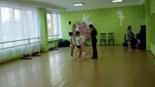 Урок классического танца Рябкина А. Р.