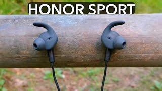 Обзор HONOR Sport - Лучшие беспроводные наушники! HONOR AM61