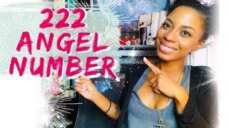 222 Angel Number ?✨- What Your Angels Are Telling You...!