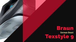 Braun texstyle 9 steam iron