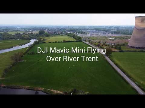 DJI Mavic Mini Willington Run On 5.8ghz Better Than 2.4ghz !!!!!!!