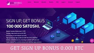Cicimining.com отзывы 2019, mmgp, обзор, Cryptocurrency Cloud Mining, get Free BONUS 0.001 BTC