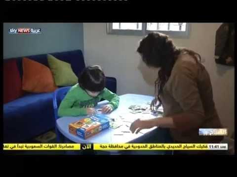 LAS on Sky News Arabia  -WAAD  , April 2nd 2015