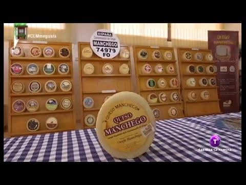 Auténtico queso manchego