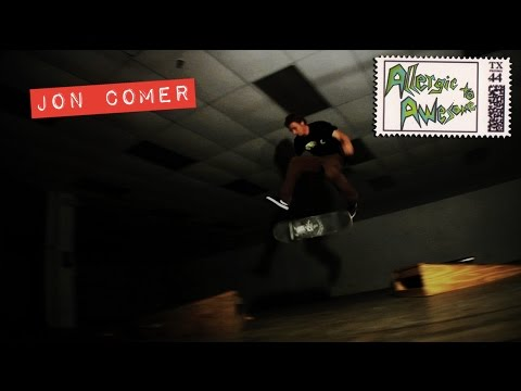 "Jon Comer - ""Allergic to Awesome"""