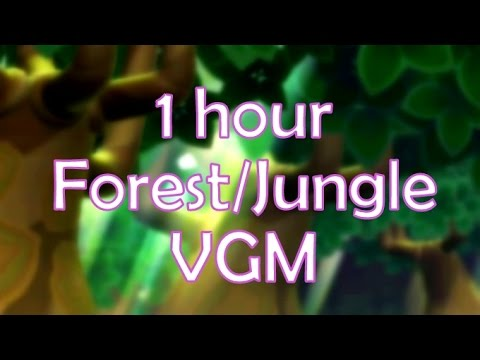 1 Hour of Forest & Jungle Video Game Music (Nintendo) (Vol 1)